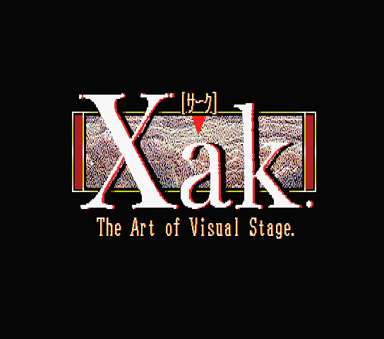 Xak: The Art of Visual Stage (サーク) old translation