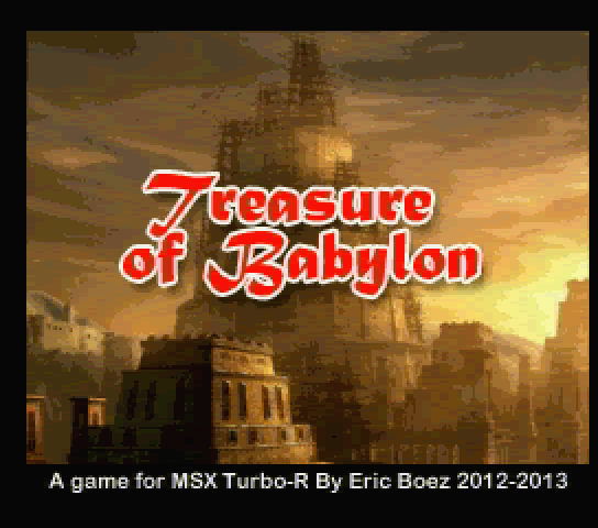 Treasure of Babylon Babiron no Hihou バビロンの秘宝